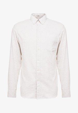 SLIM FIT - Skjorte - natural heather