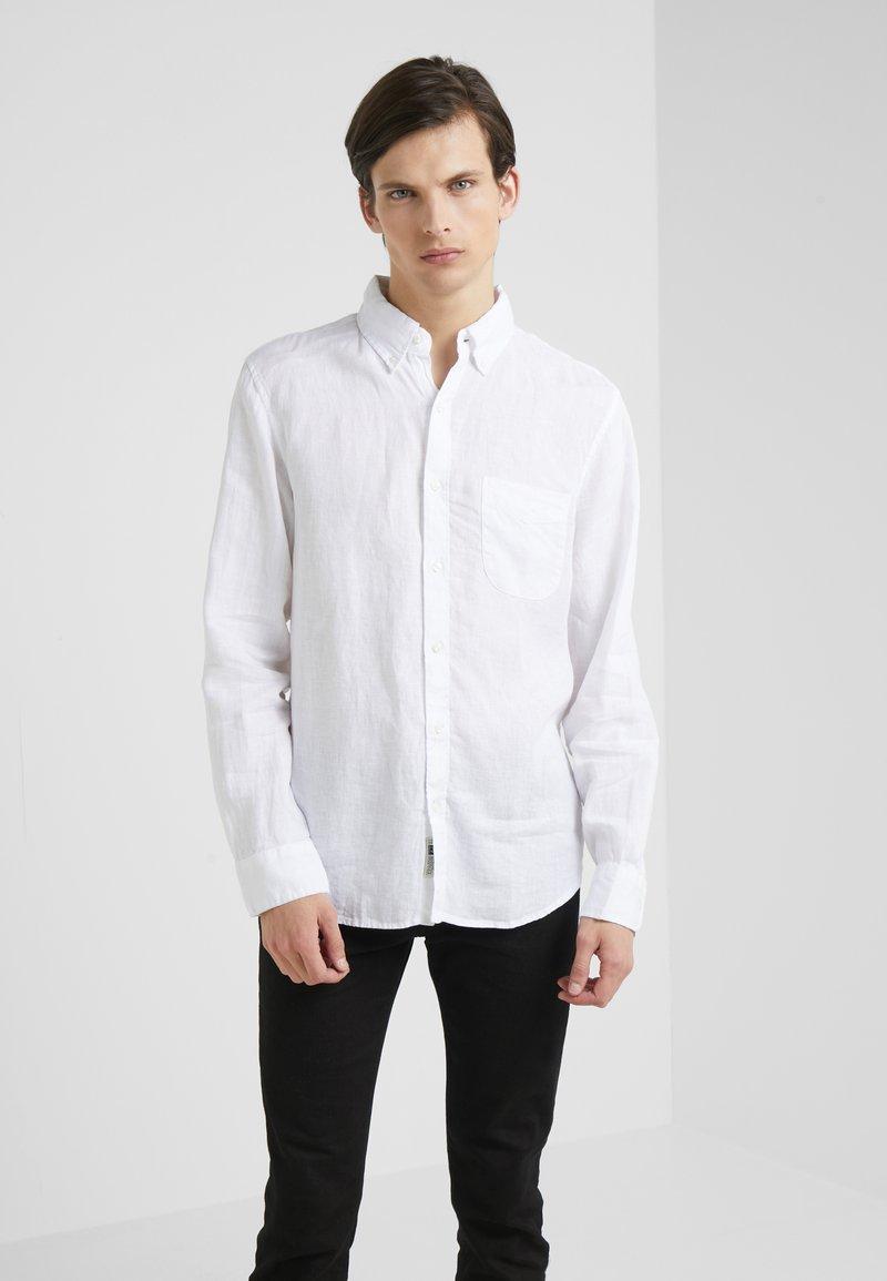 J.CREW - MENS BAIRD MCNUTT  - Shirt - white