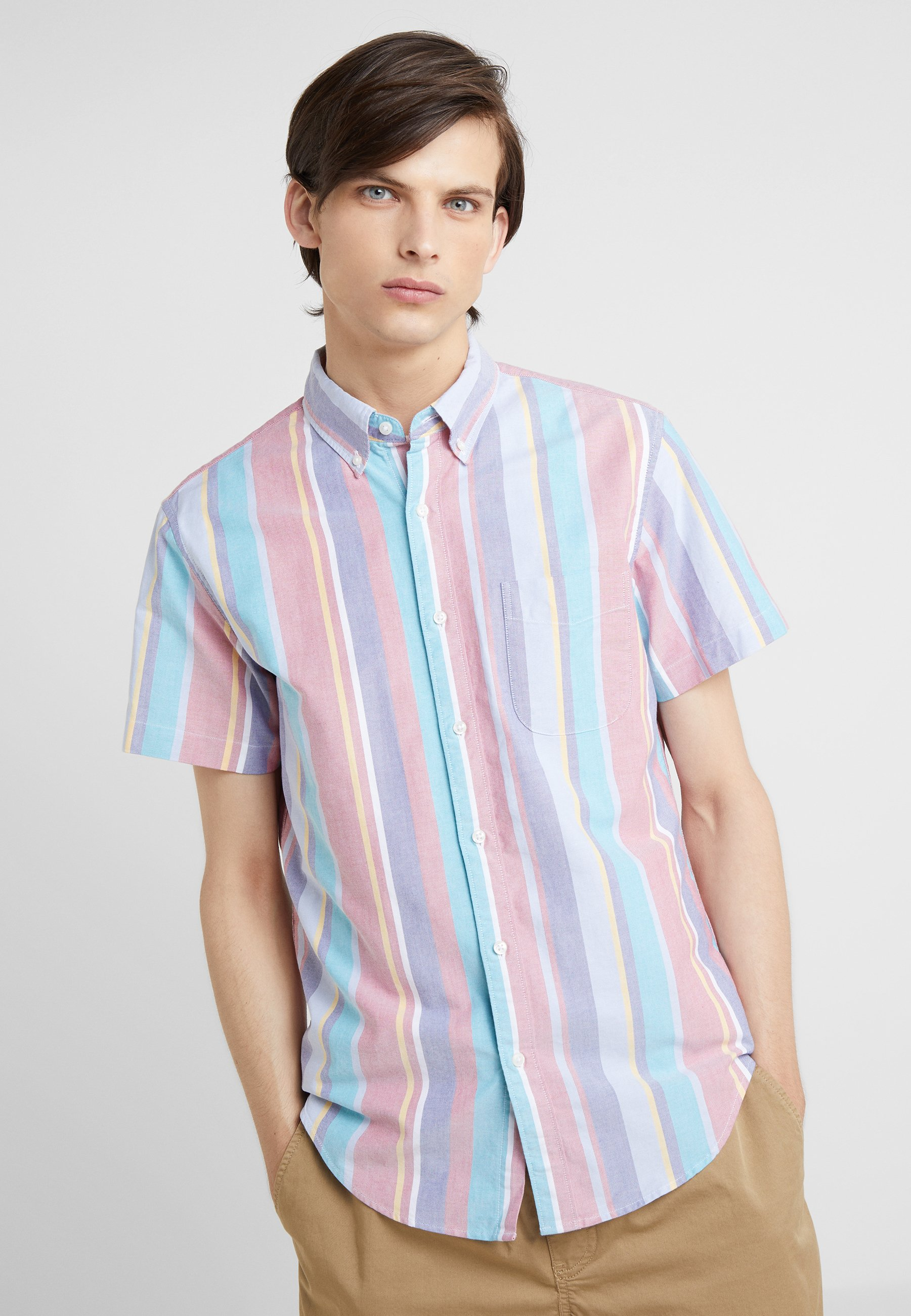 crew OxfordChemise Mechanical Barnett Multi J Classic Color DIEe29WHY
