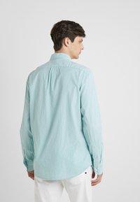 J.CREW - STRETCH SECRET WASH GINGHAM - Camisa - blue - 2