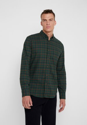 PLAY PLAID SLIM - Chemise - green