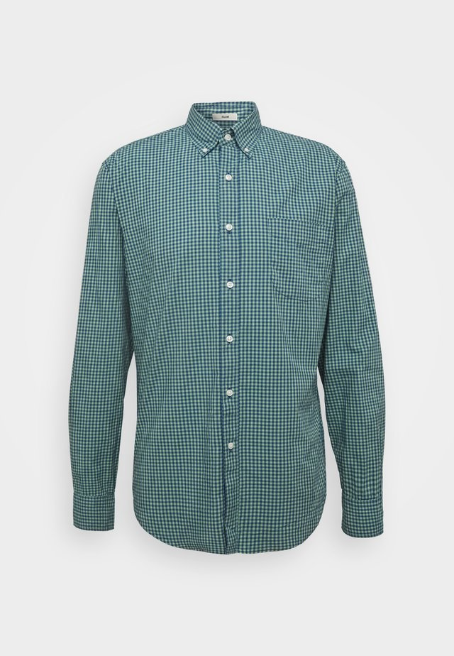 CLASSIC PARKER GINGHAM - Chemise - royal green