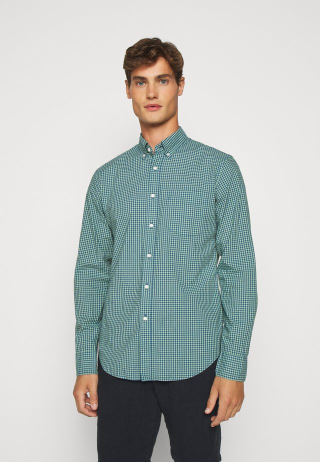 CLASSIC PARKER GINGHAM - Camicia - royal green