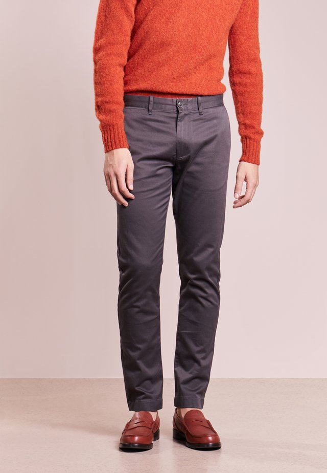 MENS PANTS - Chino - coal grey