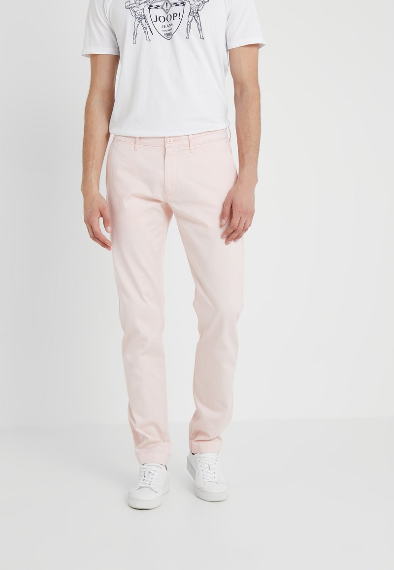 J.CREW - PANT STRETCH - Broek - subtle pink