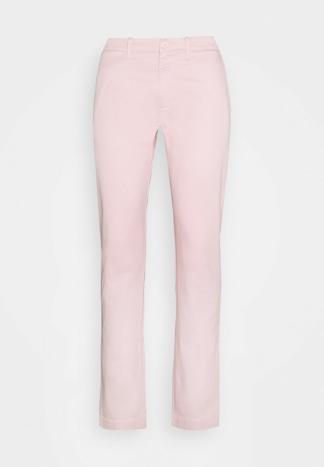CORE STRETCH - Chinos - pink cloud