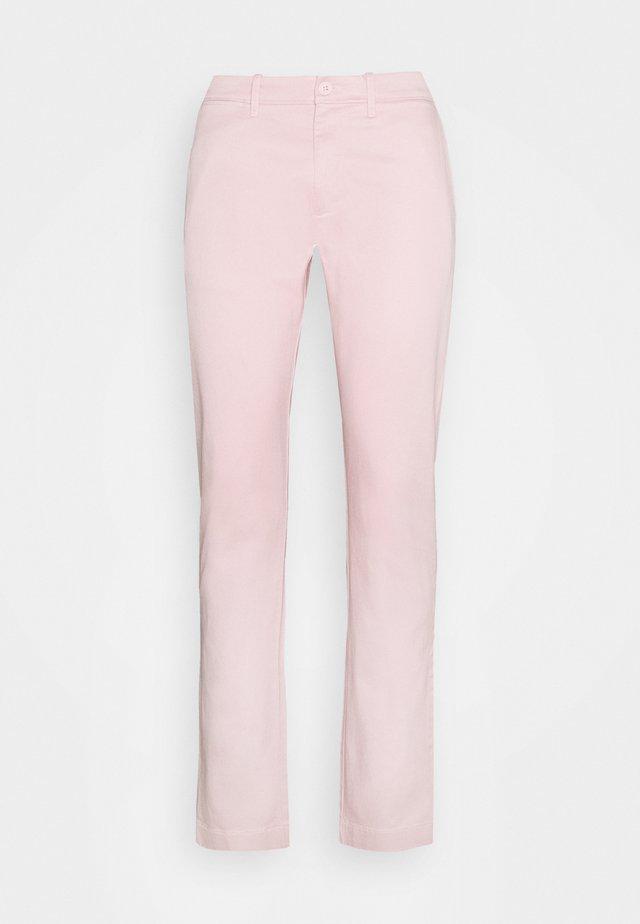 CORE STRETCH - Chino - pink cloud