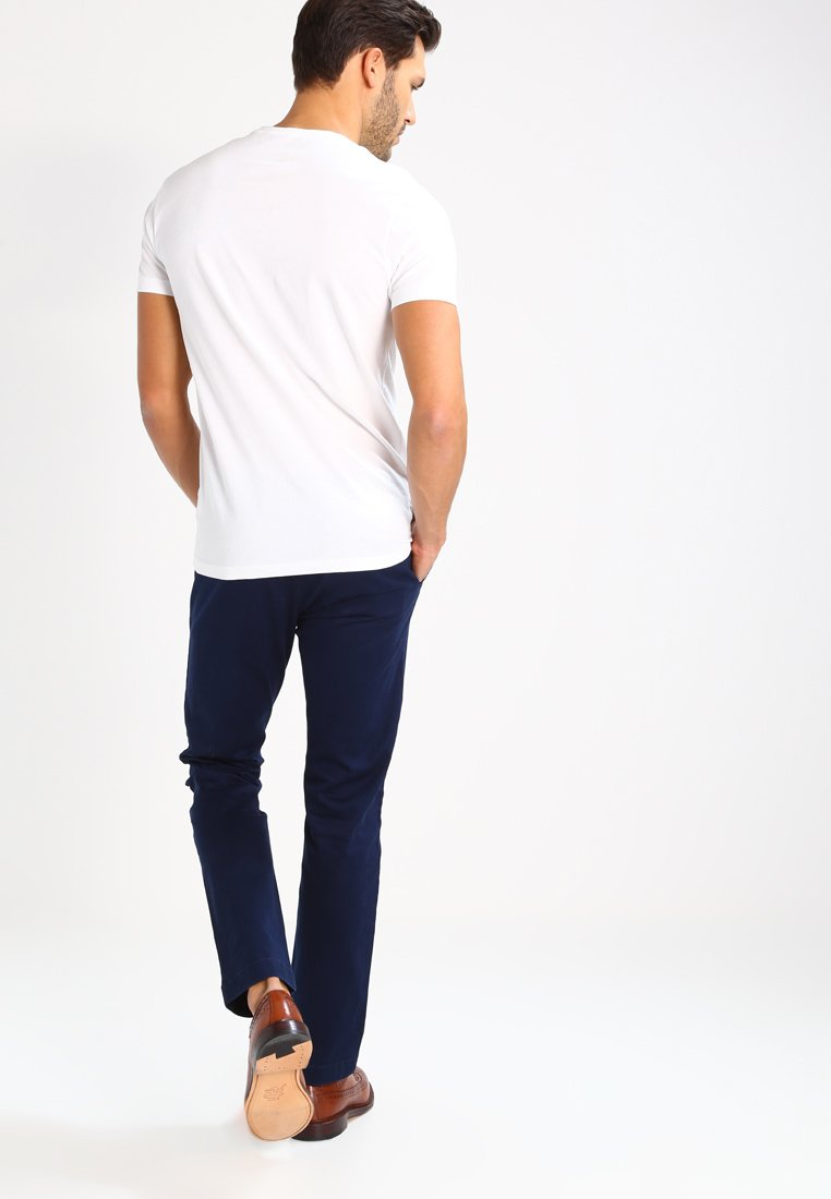 J.crew Pant Stretch - Tygbyxor Navy