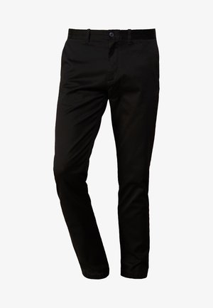 MENS PANTS - Chino - black