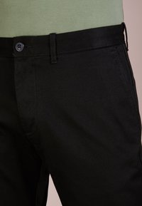 J.CREW - PANT STRETCH - Tygbyxor - black - 5