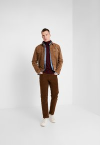 J.CREW - Pantalones - warm brown - 1