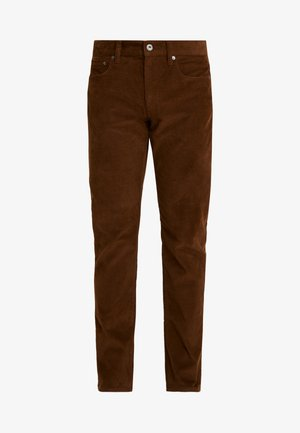Stoffhose - warm brown