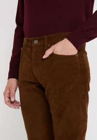 J.CREW - Pantalones - warm brown - 3