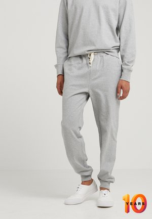 RUGBY JOGGER PANT - Träningsbyxor - heather athletic grey