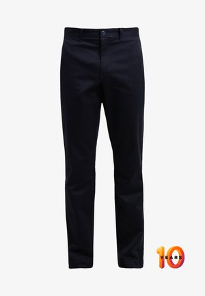 BROKEN IN - Pantalones chinos - navy