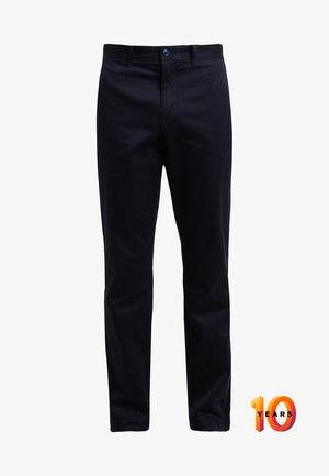 BROKEN IN - Chino kalhoty - navy