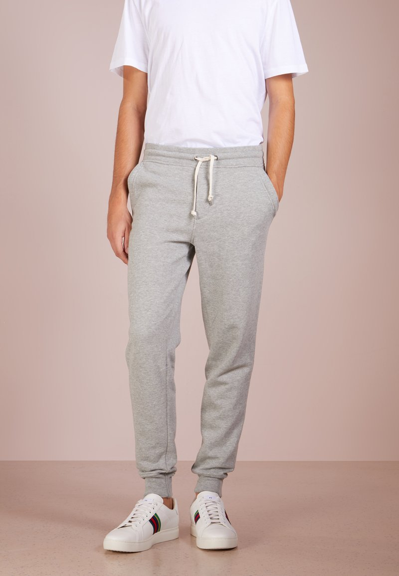 J.CREW - Tracksuit bottoms - heather grey