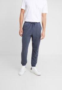 J.CREW - Pantalon de survêtement - heather navy - 0
