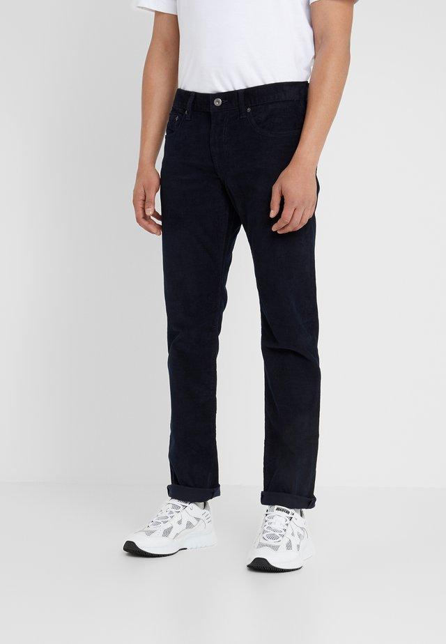 Kalhoty - cadet navy