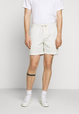 DOCK GARMENT DYE STRETCH - Shorts - stone