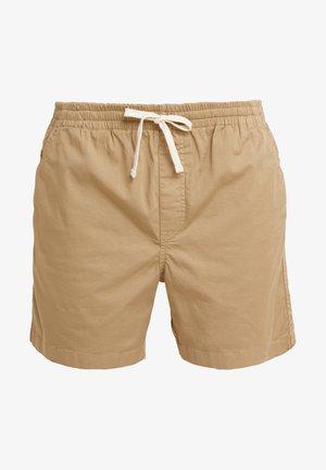 DOCK GARMENT DYE STRETCH - Shorts - british khaki