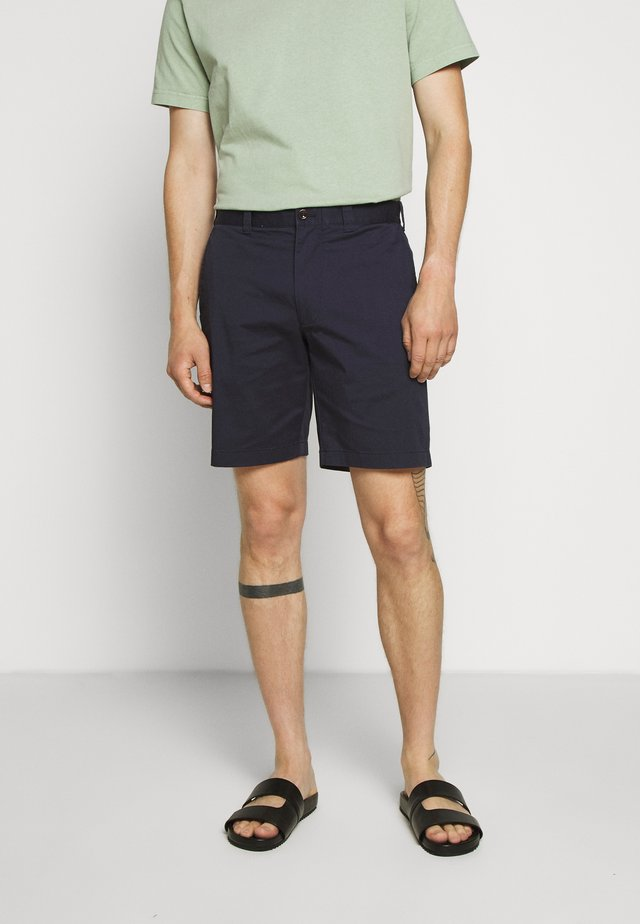 STRETCH - Shorts - majestic navy