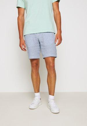 Shorts - blue/white