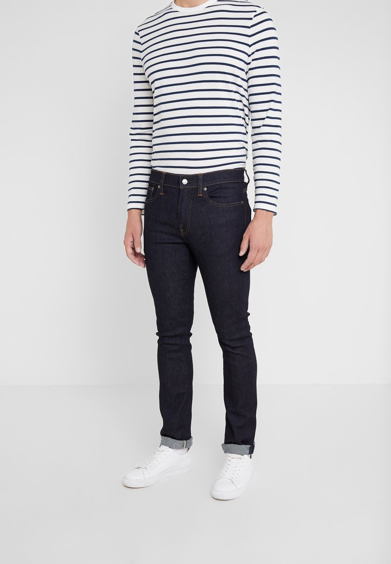 J.CREW - Jeans Skinny Fit - resin rinse