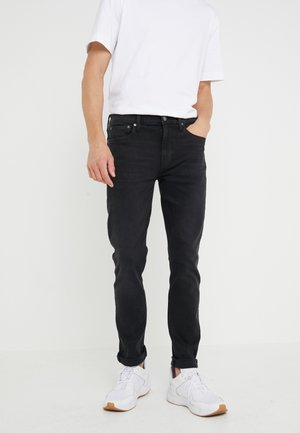 IN COAL WASH - Jeansy Skinny Fit - coal wash