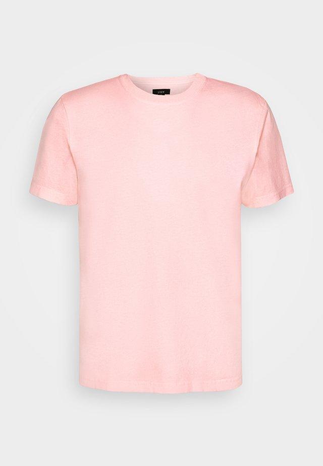 HERITAGE TEE - T-Shirt basic - pink