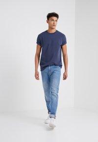 J.CREW - VINTAGE TEE - T-shirt basic - navy - 1