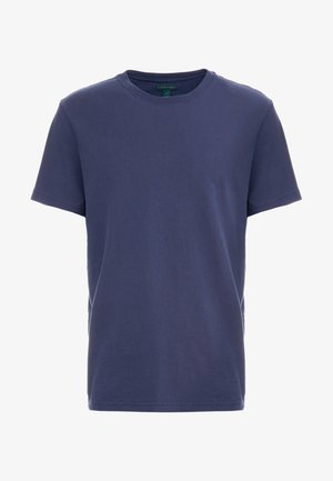 HERITAGE TEE - T-shirt basic - navy