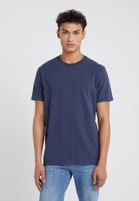 J.CREW - VINTAGE TEE - T-shirt basic - navy - 0