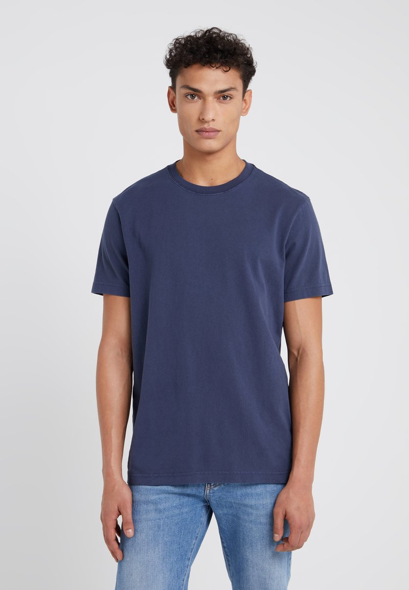 J.CREW - VINTAGE TEE - T-shirt basic - navy