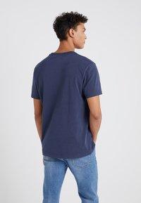 J.CREW - VINTAGE TEE - T-shirt basic - navy - 2