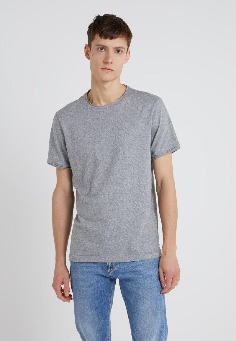 J.CREW - TEE - Basic T-shirt - heather grey