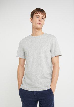 BROKEN IN CREW - T-shirt basic - heather grey