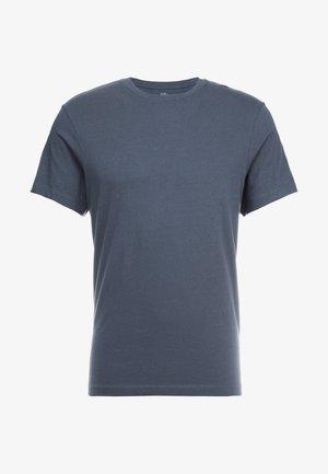 BROKEN IN CREW - T-shirt basique - evening storm