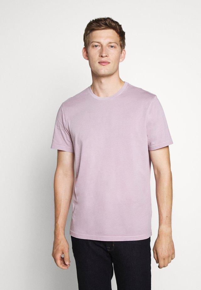 BROKEN CREW - T-Shirt basic - hushed violet