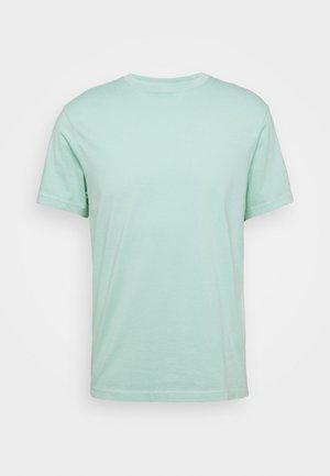 BROKEN CREW - Basic T-shirt - misty spearmint