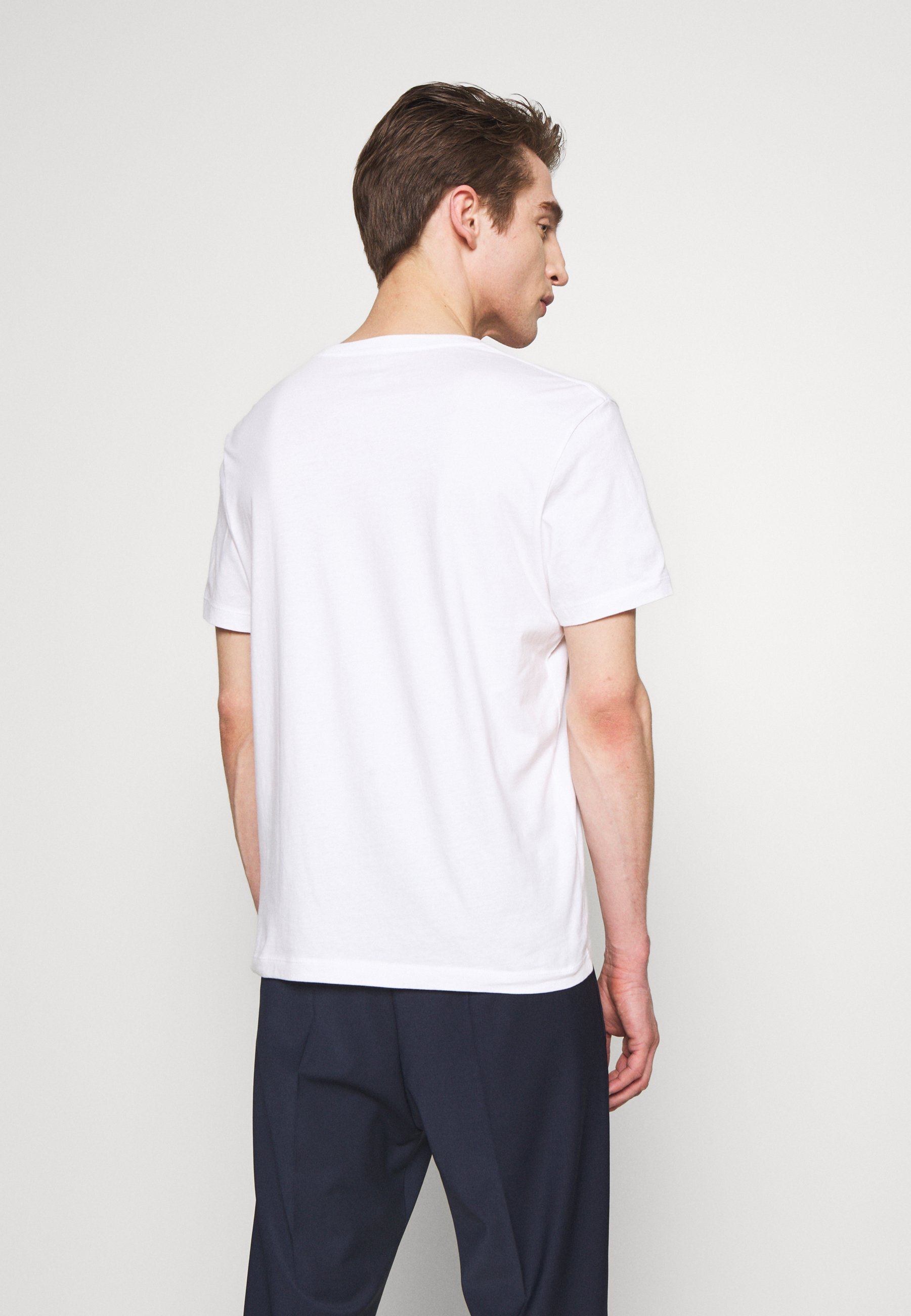 J.CREW BROKEN - T-shirt basique - white