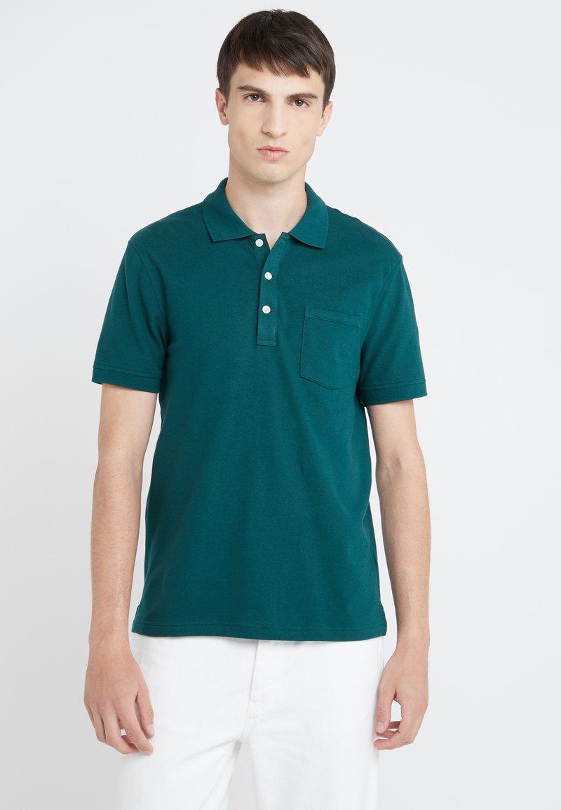J.CREW - SLIM STRETCH - Polo shirt - park green