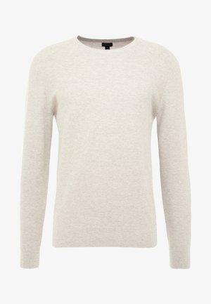 GARTER CREW - Pullover - aluminum