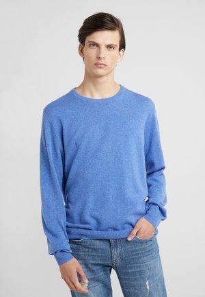 CREW - Sweter - heather vintage blue