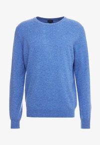 heather vintage blue