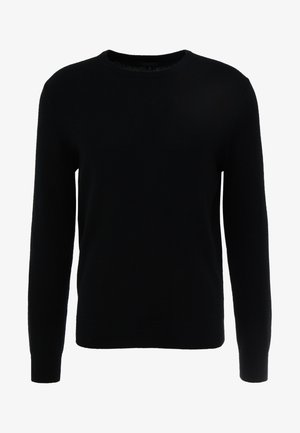 CREW - Pullover - black