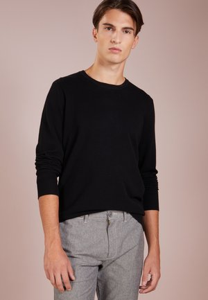 CASH CREW - Pullover - black