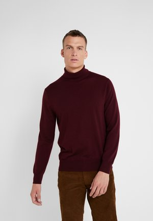 XINAO  - Pullover - burgundy