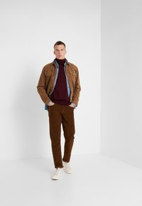 J.CREW - XINAO  - Pullover - burgundy - 1