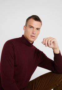 J.CREW - XINAO  - Pullover - burgundy - 4